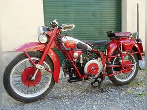 1949 Guzzi 500 GTW For Sale (picture 1 of 10)