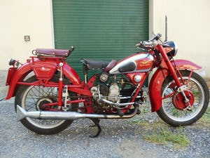 1949 Guzzi 500 GTW For Sale (picture 2 of 10)