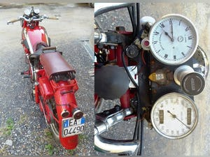 1949 Guzzi 500 GTW For Sale (picture 3 of 10)
