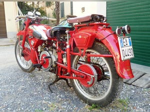 1949 Guzzi 500 GTW For Sale (picture 6 of 10)