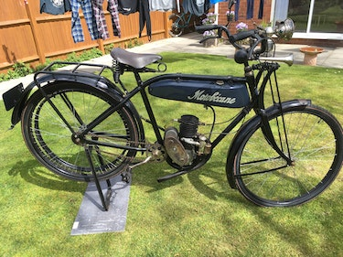 Picture of 1925 Motobecane MB1 Vintage Motorcycle For Sale