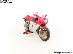 2004 A Collectors MV Agusta FA 1000 AGO Number 056/300 For Sale (picture 1 of 30)