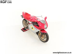 2004 A Collectors MV Agusta FA 1000 AGO Number 056/300 For Sale (picture 2 of 30)