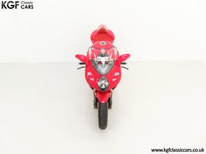 2004 A Collectors MV Agusta FA 1000 AGO Number 056/300 For Sale (picture 4 of 30)