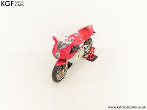 2004 A Collectors MV Agusta FA 1000 AGO Number 056/300 For Sale (picture 5 of 30)