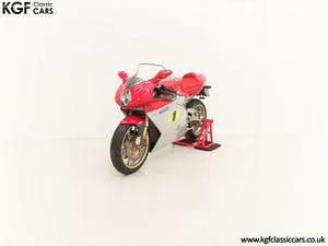 2004 A Collectors MV Agusta FA 1000 AGO Number 056/300 For Sale (picture 6 of 30)