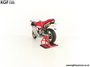 2004 A Collectors MV Agusta FA 1000 AGO Number 056/300 For Sale (picture 8 of 30)