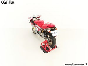 2004 A Collectors MV Agusta FA 1000 AGO Number 056/300 For Sale (picture 9 of 30)