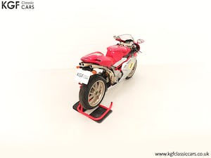 2004 A Collectors MV Agusta FA 1000 AGO Number 056/300 For Sale (picture 12 of 30)