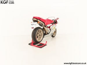 2004 A Collectors MV Agusta FA 1000 AGO Number 056/300 For Sale (picture 13 of 30)