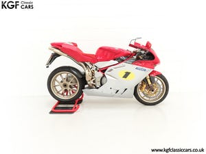 2004 A Collectors MV Agusta FA 1000 AGO Number 056/300 For Sale (picture 14 of 30)