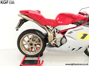 2004 A Collectors MV Agusta FA 1000 AGO Number 056/300 For Sale (picture 15 of 30)