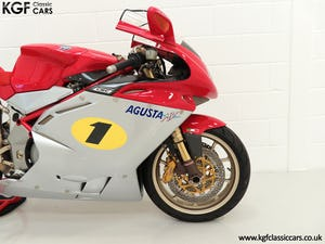 2004 A Collectors MV Agusta FA 1000 AGO Number 056/300 For Sale (picture 16 of 30)