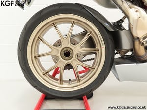 2004 A Collectors MV Agusta FA 1000 AGO Number 056/300 For Sale (picture 18 of 30)