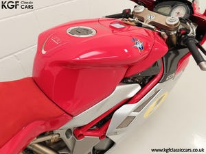 2004 A Collectors MV Agusta FA 1000 AGO Number 056/300 For Sale (picture 19 of 30)
