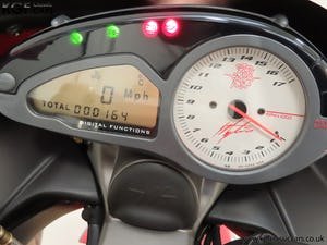 2004 A Collectors MV Agusta FA 1000 AGO Number 056/300 For Sale (picture 20 of 30)