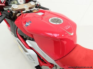 2004 A Collectors MV Agusta FA 1000 AGO Number 056/300 For Sale (picture 23 of 30)