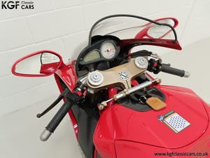 2004 A Collectors MV Agusta FA 1000 AGO Number 056/300 For Sale (picture 24 of 30)