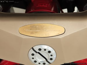 2004 A Collectors MV Agusta FA 1000 AGO Number 056/300 For Sale (picture 27 of 30)