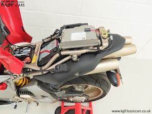2004 A Collectors MV Agusta FA 1000 AGO Number 056/300 For Sale (picture 28 of 30)