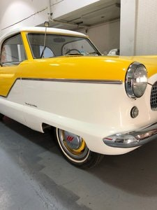 Picture of 1958 Nash Metropolitan Coupe SOLD by Auction