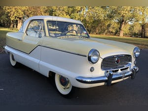 1960 Nash Metropolitan Coupe For Sale (picture 1 of 11)