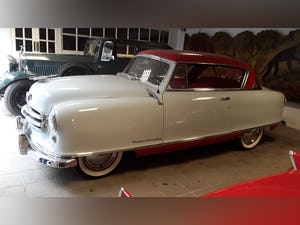 """1951 Nash Rambler """"Country Club"""" For Sale (picture 1 of 9)"""
