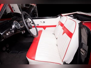 1960 Nash Metropolitan Convertible Restored Ivory(~)Red $32 For Sale (picture 8 of 10)