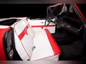 1960 Nash Metropolitan Convertible Restored Ivory(~)Red $32 For Sale (picture 10 of 10)