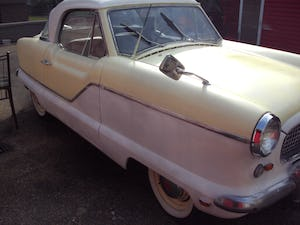 1959 Nash metropolitan  coupe auto  791 XVD For Sale (picture 6 of 6)
