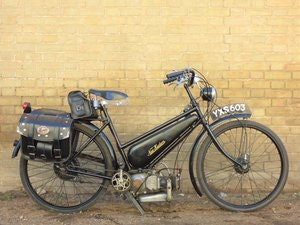 Picture of 1947 New Hudson Autocycle 98cc SOLD