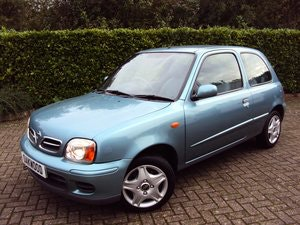 Picture of 2002 NOW SOLD Low Mileage Nissan Micra 1.0 Activ Family Owned!! For Sale