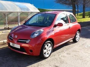 2007 NISSAN MICRA ACTIV 1.2 FULL MOT FULL SERVICE HISTORY For Sale (picture 1 of 5)