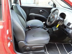2007 NISSAN MICRA ACTIV 1.2 FULL MOT FULL SERVICE HISTORY For Sale (picture 4 of 5)