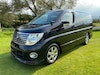 NISSAN ELGRAND 3.5 HIGHWAY STAR MYSTIC BLACK 4X4 8 SEATER *