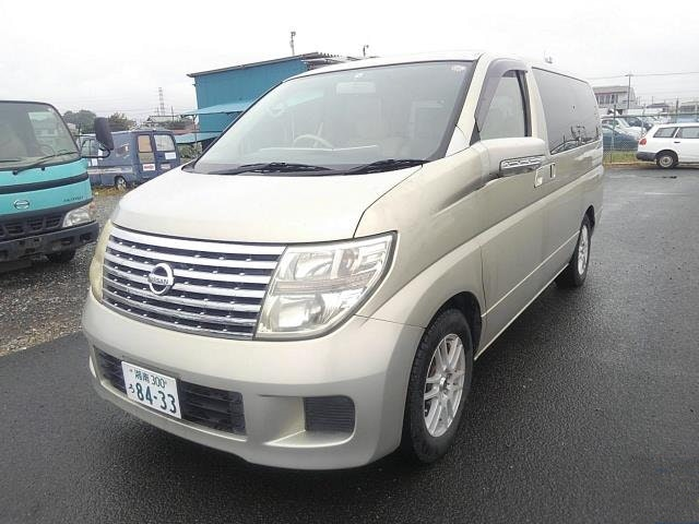 2006 NISSAN ELGRAND 2.5 V EDITION 8 SEATER * LOW MILEAGE * FRESH For Sale (picture 1 of 6)