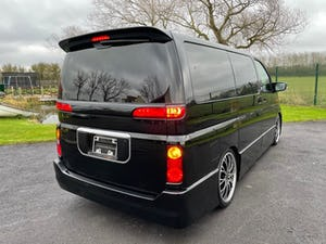 2003 NISSAN ELGRAND 3.5 AUTOMATIC CUSTOM BODYSTYLING & ALLOYS * For Sale (picture 2 of 6)