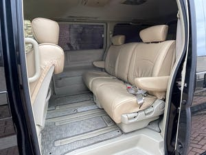 2003 NISSAN ELGRAND 3.5 AUTOMATIC CUSTOM BODYSTYLING & ALLOYS * For Sale (picture 4 of 6)