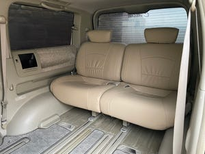 2003 NISSAN ELGRAND 3.5 AUTOMATIC CUSTOM BODYSTYLING & ALLOYS * For Sale (picture 5 of 6)