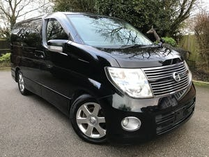 2009 Nissan Elgrand Highway Star 2.5 v6 Tiptronic 8 Seats For Sale (picture 1 of 12)