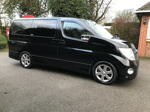 2009 Nissan Elgrand Highway Star 2.5 v6 Tiptronic 8 Seats For Sale (picture 2 of 12)