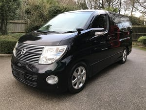2009 Nissan Elgrand Highway Star 2.5 v6 Tiptronic 8 Seats For Sale (picture 4 of 12)