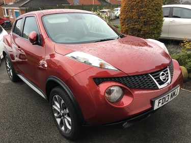 Picture of 2013 Nissan Juke Tekna Digt 4x4 cvt For Sale
