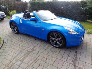 2010 Nissan 370Z Convertible, summer is on its way ! For Sale (picture 1 of 9)