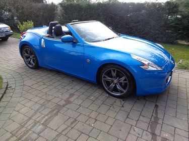 Picture of 2010 Nissan 370Z Convertible, summer is on its way ! For Sale