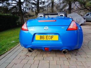 2010 Nissan 370Z Convertible, summer is on its way ! For Sale (picture 2 of 9)
