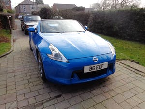2010 Nissan 370Z Convertible, summer is on its way ! For Sale (picture 3 of 9)