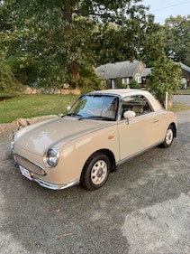 Picture of 1991 Nissan Figaro Topaz Mist For Sale