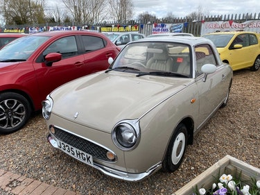 Picture of 1991 Nissan Figaro Turbocharged 1.0 2dr For Sale