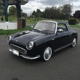 Picture of 1991 Nissan Figaro turbo automatic classic low milage For Sale